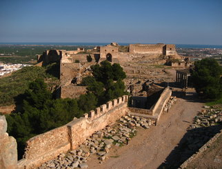 castel de Sagunt