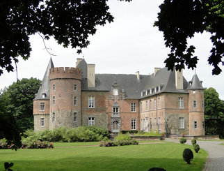 Castle of Braine-le-Chateau