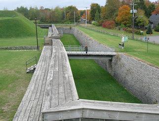 Fort #1 Rolling bridge