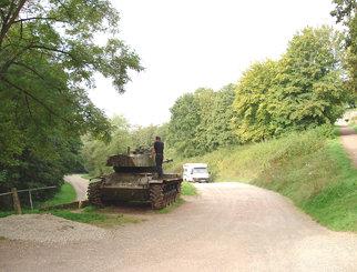 Maginot Line - Ouvrage du Four a Chaux