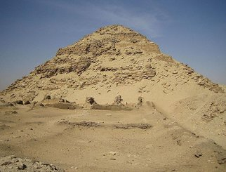 Pyramid of Neferirkare Kakai
