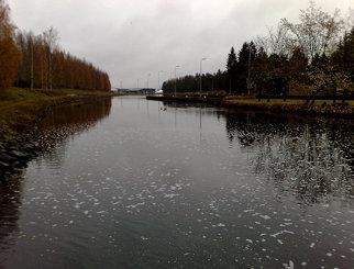 Saimaa canal