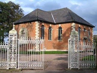 St Nicholas' Chapel, Cholmondeley