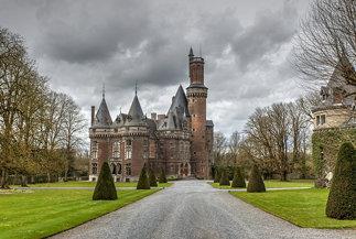 Château du Prince de Ligne, Antoing.