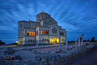 Свято-Владимирский кафедральный собор в Херсонесе, St. Vladimir's Cathedral in Chersonesos