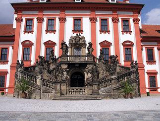 Troja Castle 3, Prague.
