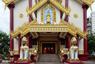 Maha Sasaharamsi Temple