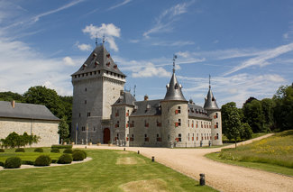 Hargimont - Château de Jemeppe