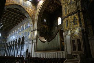 2009-03-22 03-29 Sizilien 212 Monreale, Duomo Santa Maria la Nuova