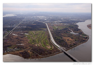 Rivière des Prairies, Montréal-Est & Club de Golf de l'Ile de Montréal (2004) inc