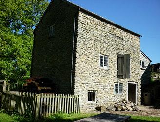 Mortimer's Cross Water Mill