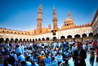 Eid al-Fitr @ al-Azhar Mosque