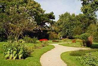 Botanical garden in autumn!