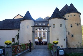 Château de Meysembourg - Meysembourg, Luxembourg