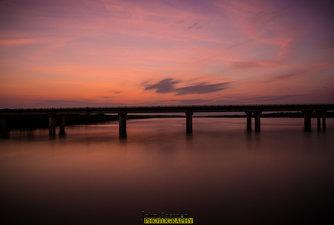 Elizabeth Bridge sunrise