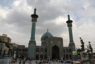 Imamzadeh Saleh Mosque, Tehran