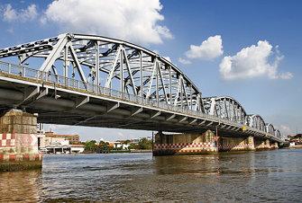 >สะพานกรุงธน<