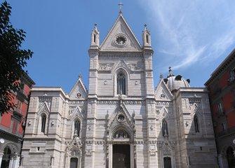 Napoli...è nu piezz' e core...( Duomo di Santa Maria Assunta )