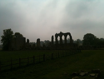Bayham Abbey - 37