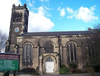 St James' Parish Church, Wetherby