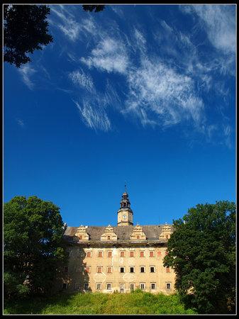 Palace in Gorzanów / Pałac w Gorzanowie