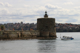 Fort Denison Martello Tower