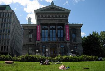 Montréal: l'Université McGill - Le Musée Redpath