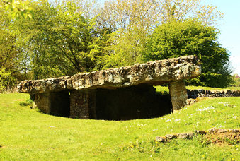 Tinkinswood Burial Chambers