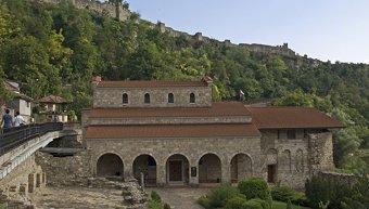 Panorama Veliko Tărnovo - Holy Forty Martyrs church