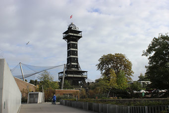 Copenhagen Zoo Tower