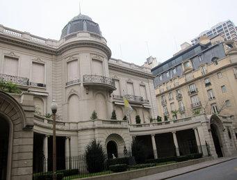 Buenos Aires - Recoleta: Nunciatura apostólica