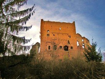 Chateau du Rathsamhausen ( http://balladedansleschateaux.spaces.live.com/  )