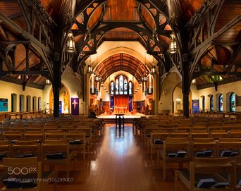 Christ Church Cathedral - Vancouver, British Colum