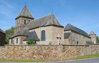 Castle of Courrière