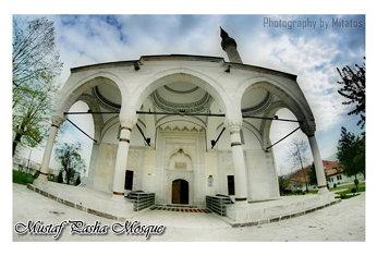 Xhamia e Mustaf Pashes