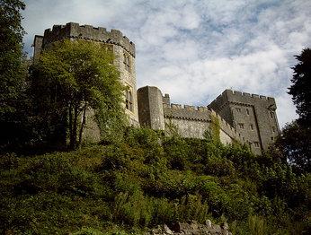 St Donats Castle