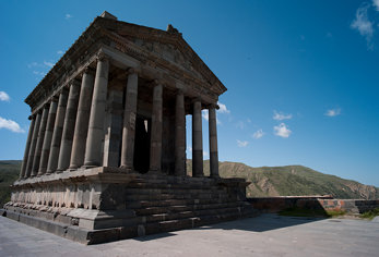 Garni Temple, Garni, Armenia (L1001893lr)