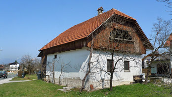 Stara hiša v Svetem Duhu