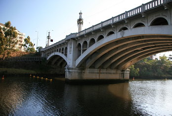 Church Street Bridge (Yarra River)