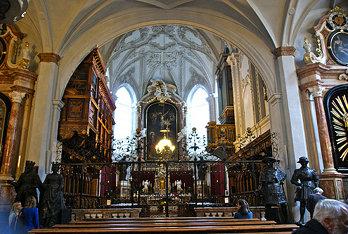 Innsbruck, Hofkirche