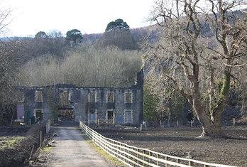 Aberpergwm House