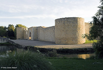 77 Brie-Comte-Robert - Château (2008)