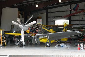 """N6WJ """"Precious Metal"""" - North American P-51XR Mustang [122-39977] - Warbird Adventures / K"""
