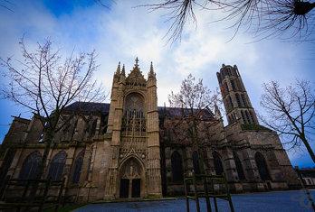 Cathédrale Saint Etienne de Limoges