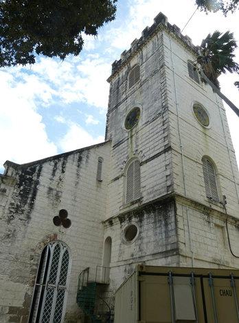 St. Michaels Cathedral - Bridgetown, Barbados