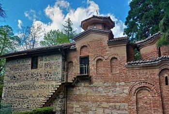 Iglesia de Boyana - 01