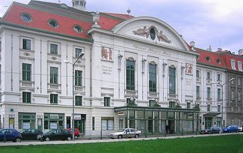Konzerthaus, Vienna