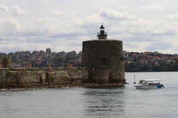 Fort Denison Martello Tower