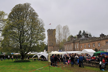Gordon Castle highland games, Fochabers
