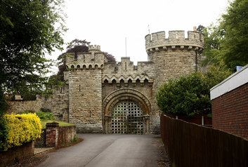 Devizes Castle Gatehouse